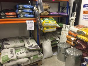 Direct farm supplies Animal feeds