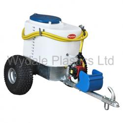Wydale milk mixer trailer