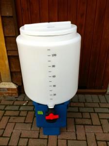 Wydale milk mixer