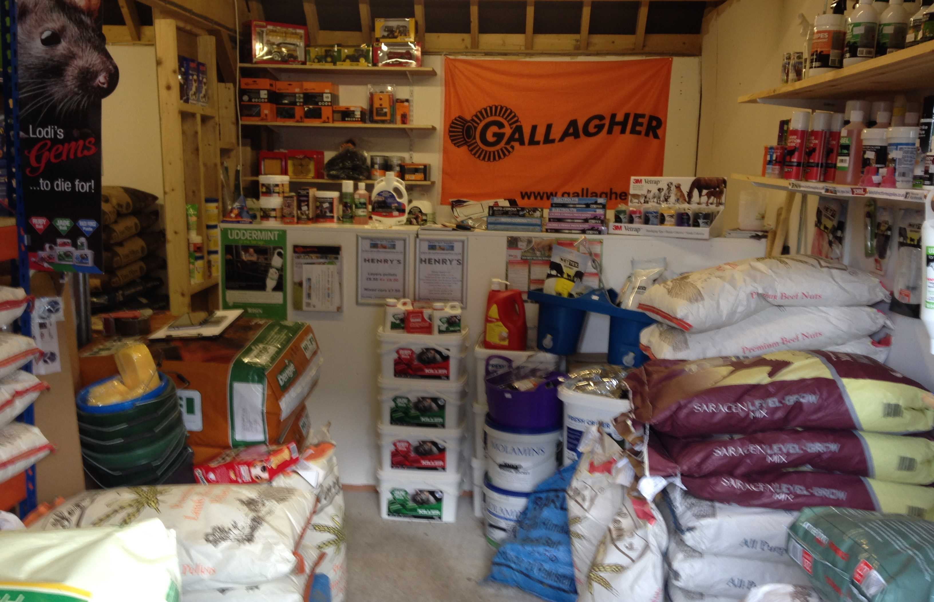 Direct farm supplies Gloucestershire