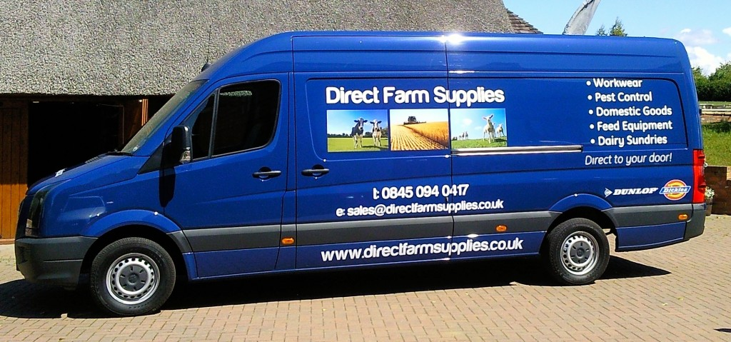 Direct farm supplies