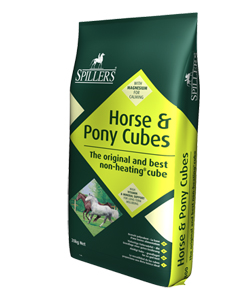 spillers horse and pony cubes