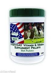 equine america everyday vitamins & minerals