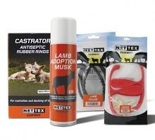 Lambing equipment