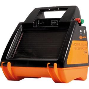 Gallagher S22 solar energizer