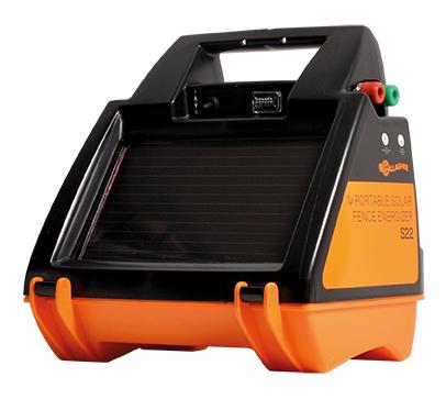 Gallagher S22 Solar Energizer Direct Farm Supplies