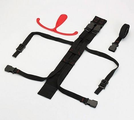 prolapse harness nylon