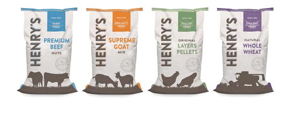 Henrys animal feeds