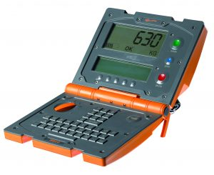 weighing and EID equipment from Gallagher