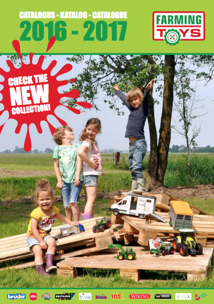 farming toys catalogue