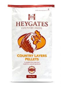 Heygates country layers pellets