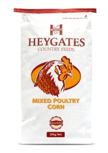 hey gates mixed poultry corn