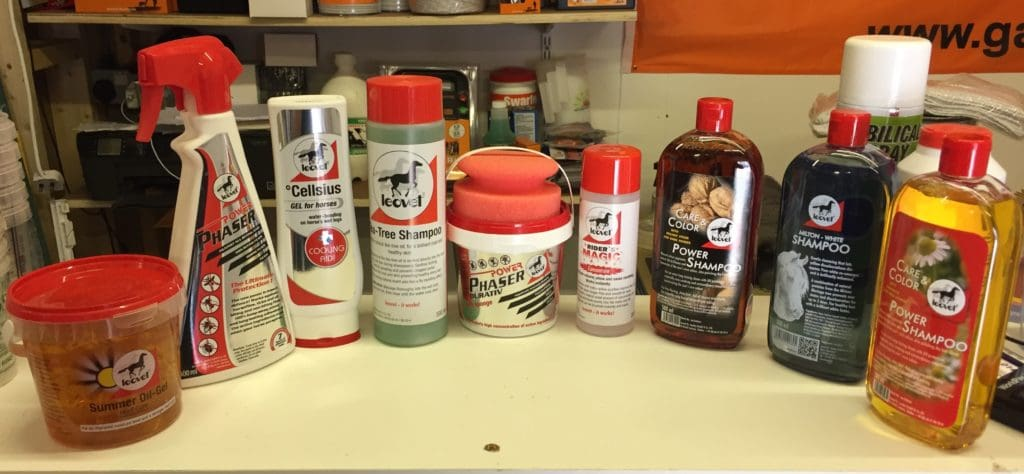 Leovet horse grooming and care products at direct farm supplies