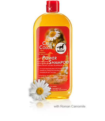 Leovet power shampoo for pale horses