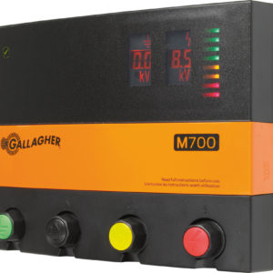 Gallagher M700 mains fence energiser
