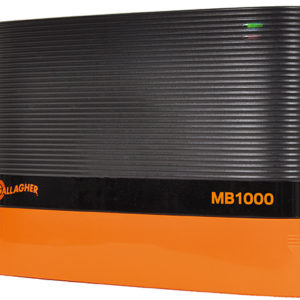 Gallagher MB1000 multi power fence energiser