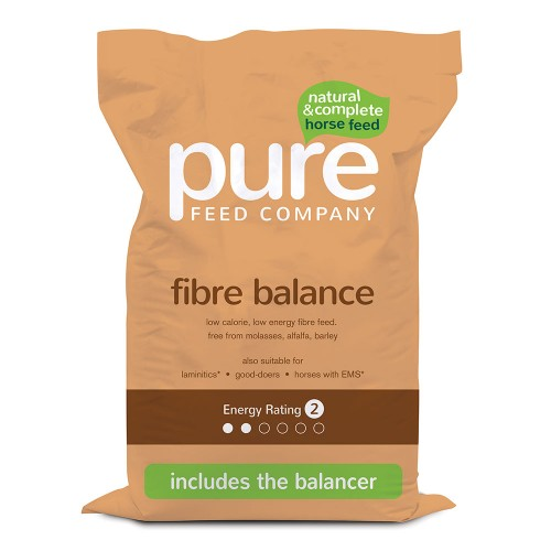 Pure fibre balancer