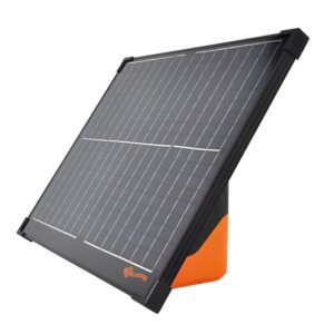 Gallagher s400 solar fence energiser