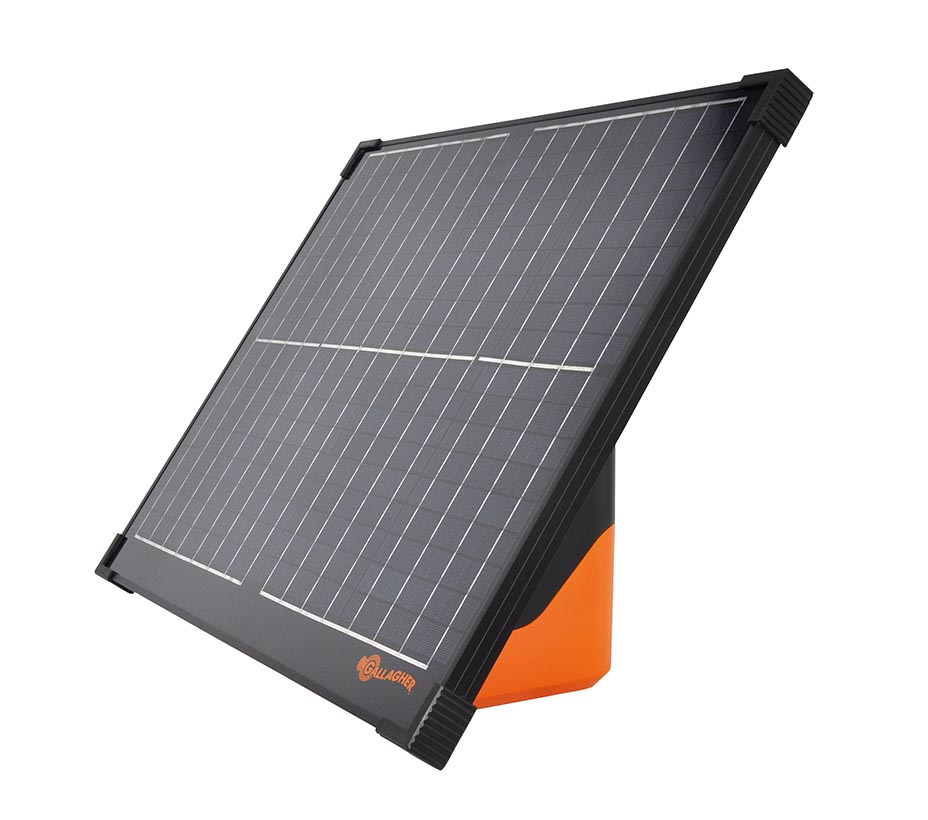 Gallagher s400 solar fence energiser
