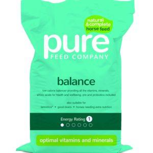 Pure ffed balance
