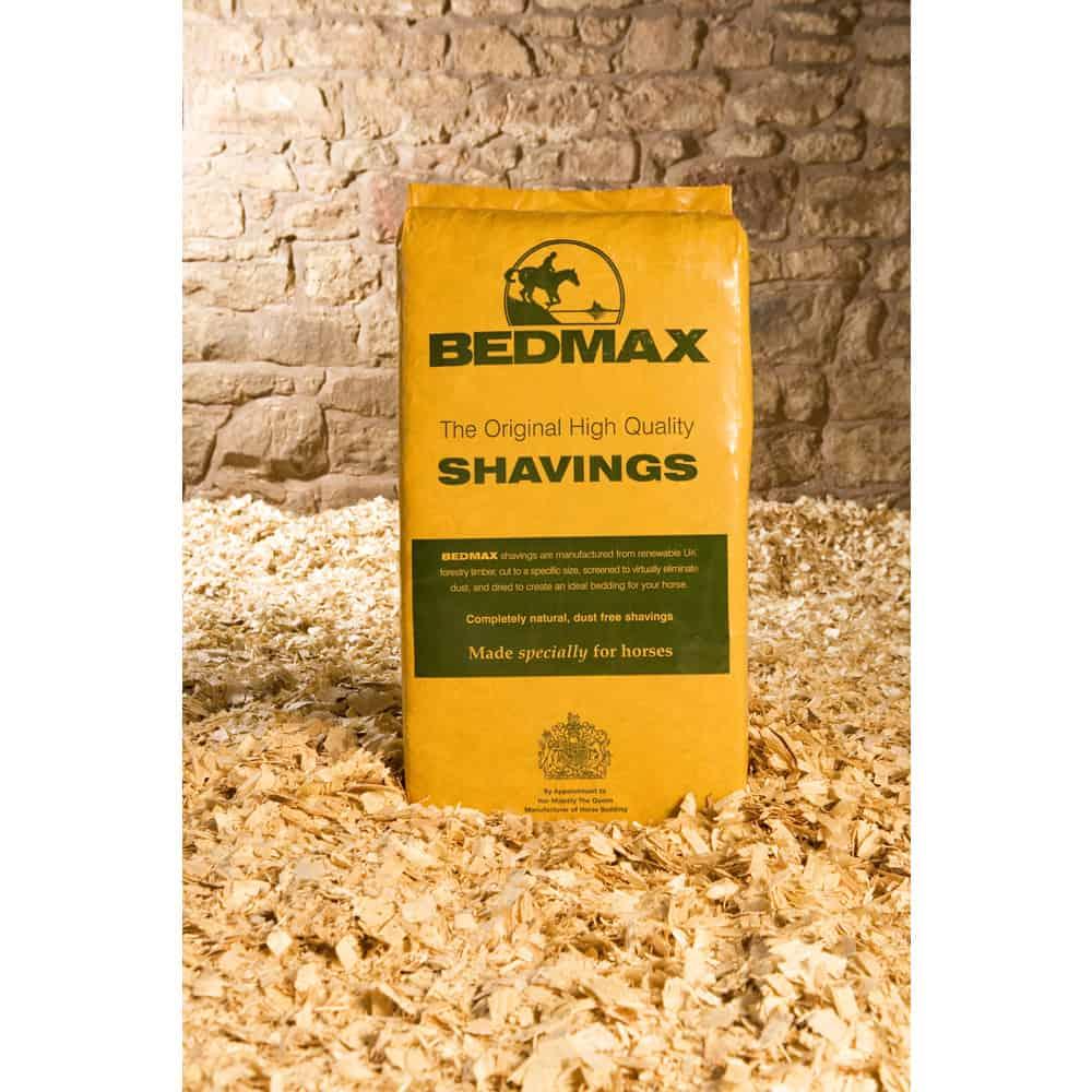 Bedmax horse bedding