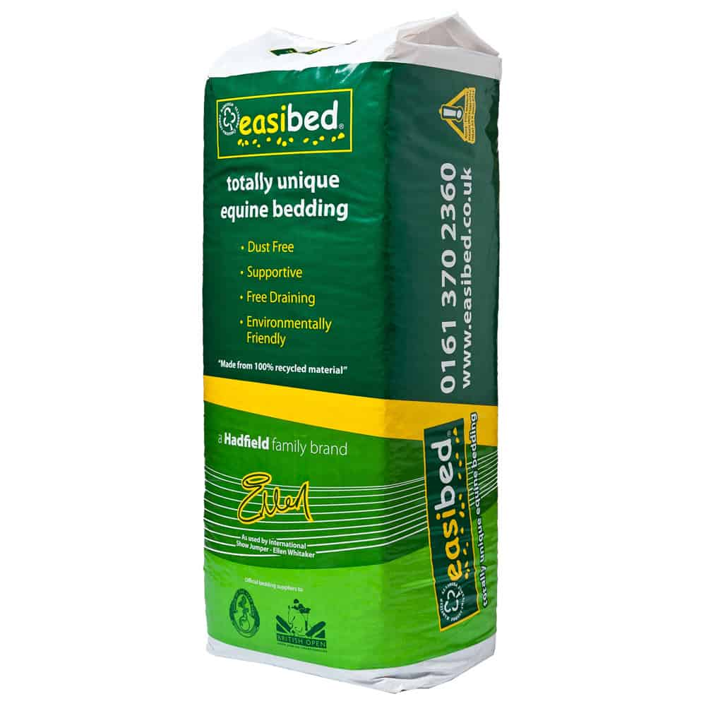 Easibed horse bedding