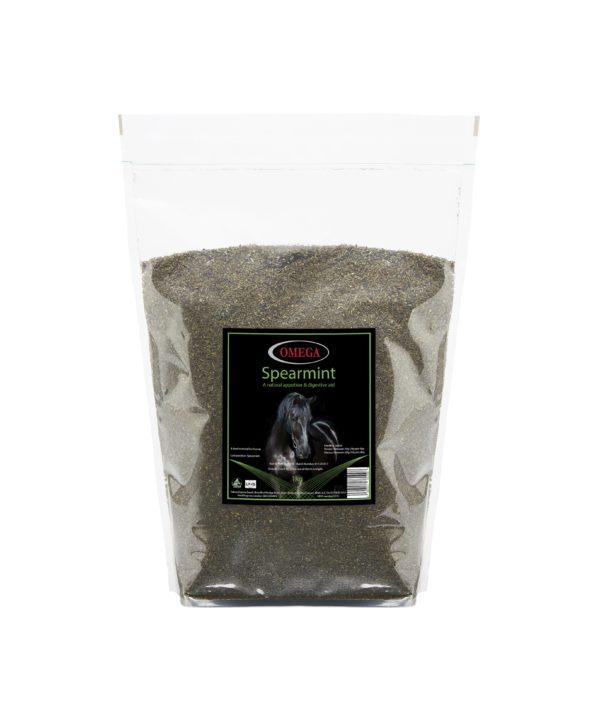 Omega equine spearmint